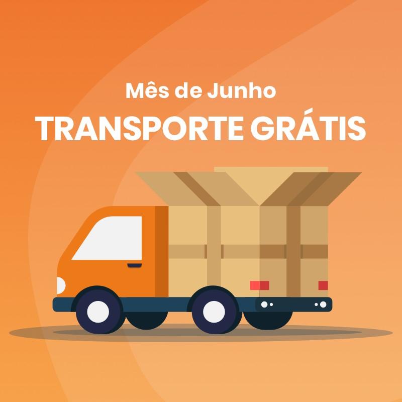 Durante o mês de junho, oferta do transporte
